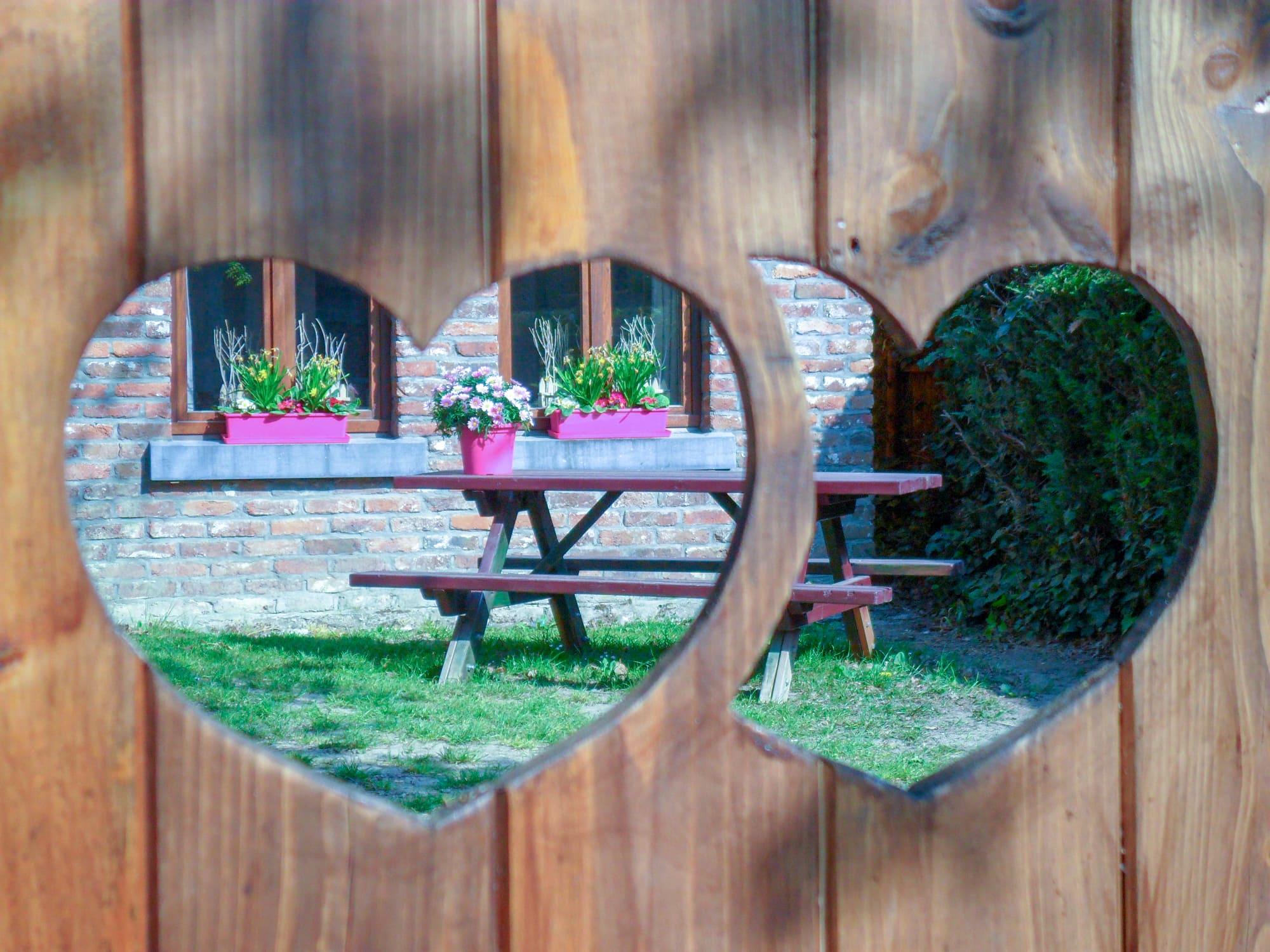 Gîte la ferme du pré charmant à Durbuy
